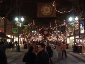 Scene of Third Street Promenade